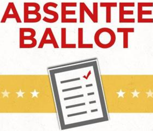 Absentee Ballot Information – November General Election