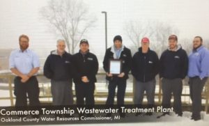 Waste Water Treatment Plant Staff
