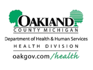Oakland County Health Banner