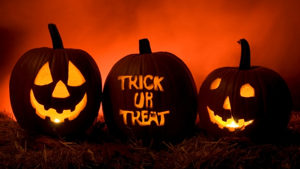 Official Trick-or-Treating Hours