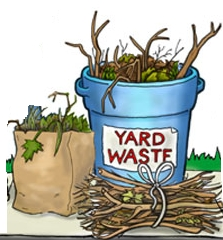 Yard Waste Collection Ends First Full Week of December