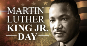 Martin Luther King, Jr. Day - Banner