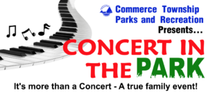 Concert in the Park - back this summer