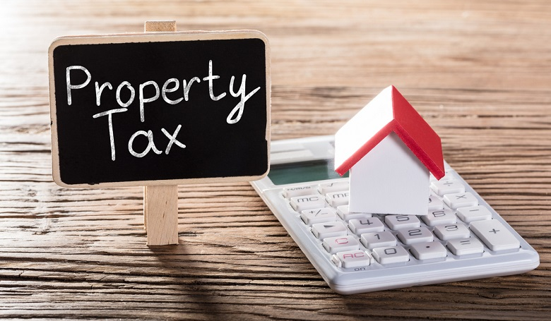 Summer Property Tax Information