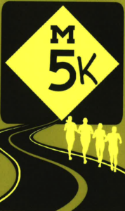 M5-K race logo image