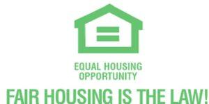 fair housing is the law!