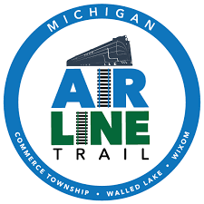 Michigan Airline Trail Logo