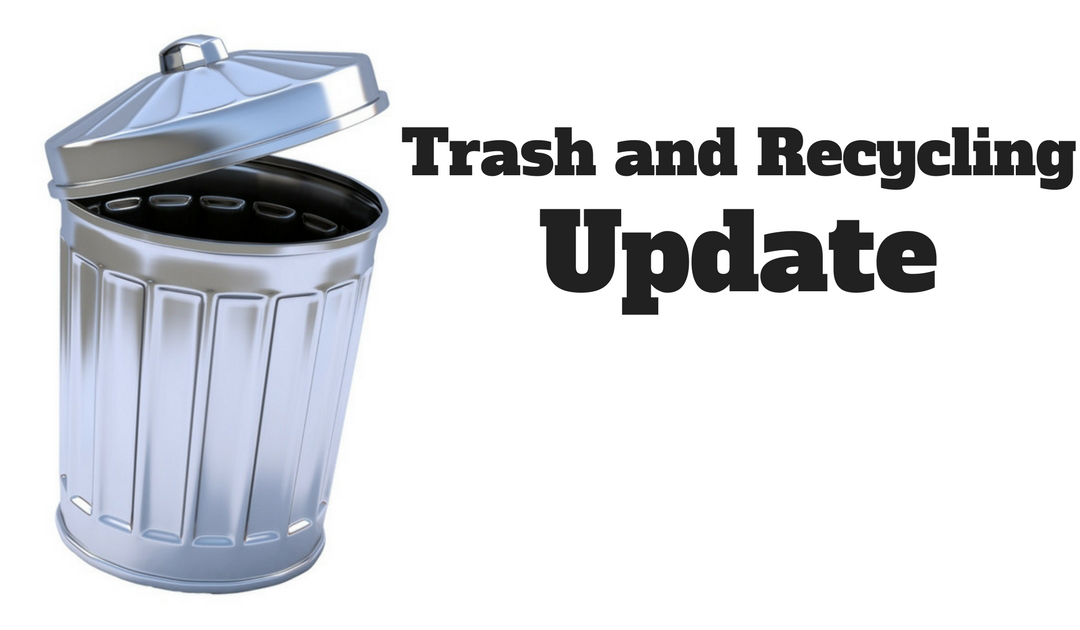 Refuse Pickup Information – Transition to GFL