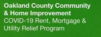 Oakland County Rent, Mortgage & Utility Relief