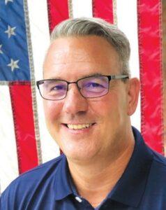 Supervisor Larry Gray
