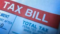 Tax Bill Payment information - Senior Citizans
