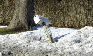 Shake your mailbox